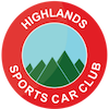 Highlands Sports Car Club Logo