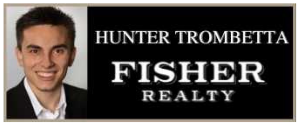 Hunter Trombetta with Fisher Realty